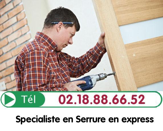 Réparation Serrure Gouttières 27410