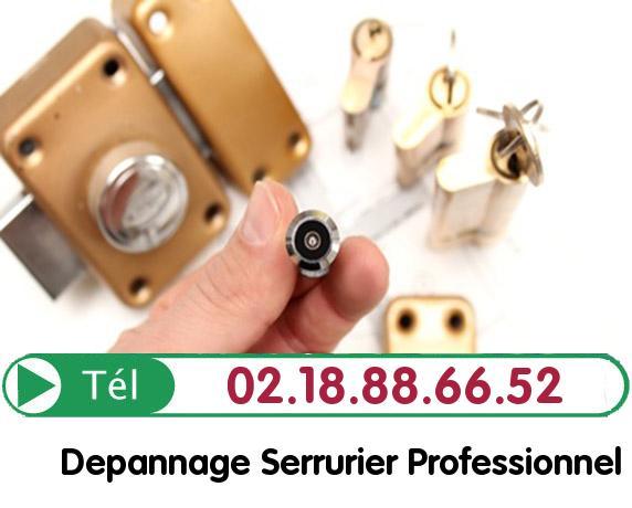 Réparation Serrure Montigny-le-Chartif 28120