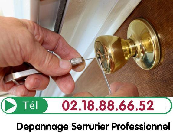 Réparation Serrure Saint-André-de-l'Eure 27220