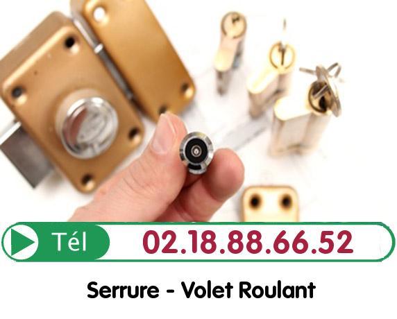 Réparation Serrure Sainte-Croix-sur-Aizier 27500