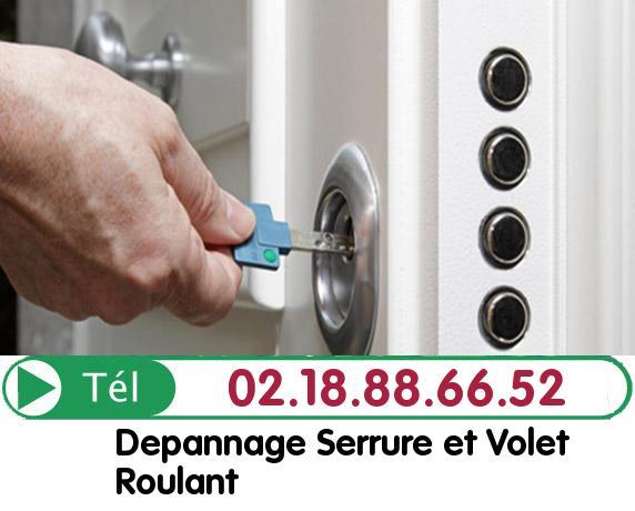 Réparation Serrure Triqueville 27500