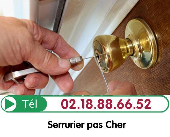 Serrurier Gaudreville-la-Rivière 27190