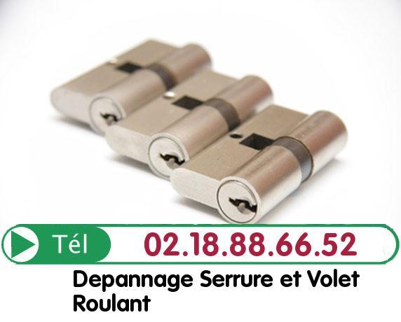 Serrurier Heubécourt-Haricourt 27630